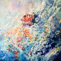 Oil Painting & Epoxy 2014